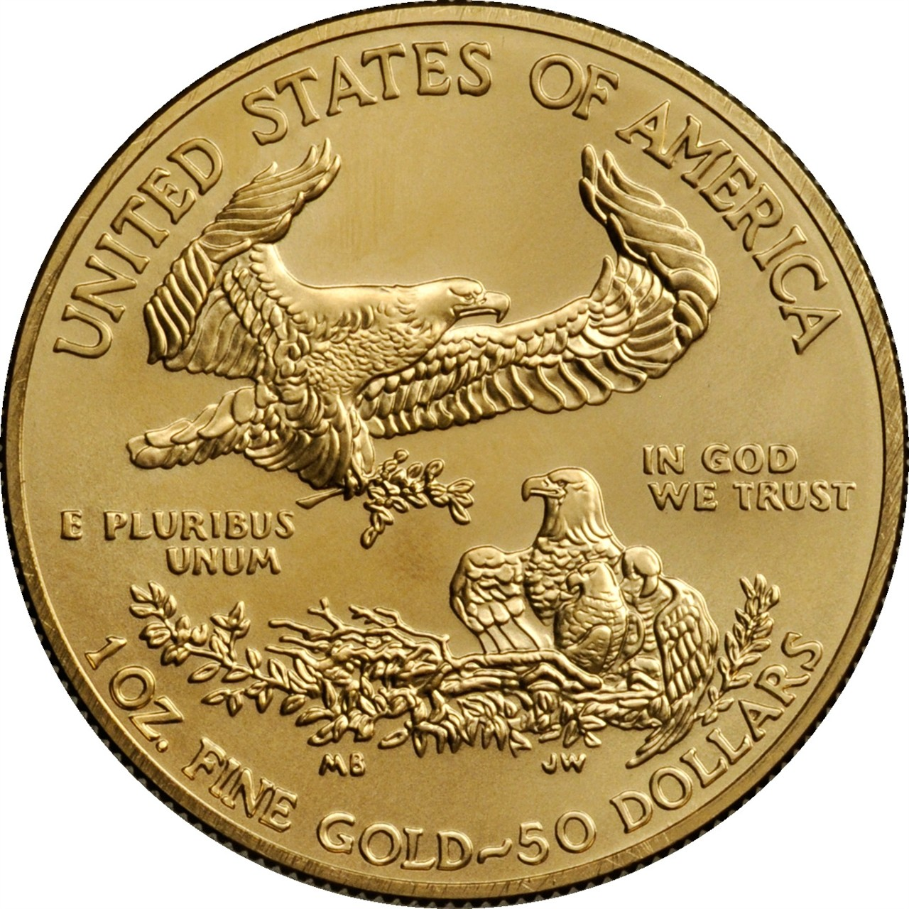1oz American Eagle Gold Coin