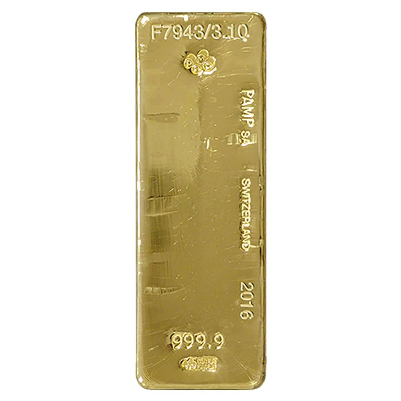 400oz Pamp Large Gold Bar