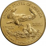 1oz American Eagle Gold Coin (Various Years)