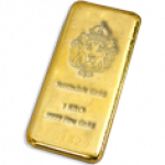 1kg Scottsdale Gold Cast Bar