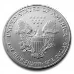 1oz American Eagle Silver Coin