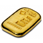 50g Valcambi Gold Cast Bar